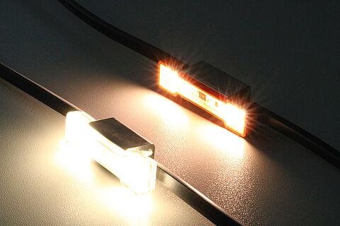 LED lampa FlexLED eco